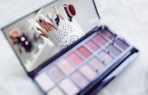 Makeup Kit fit for a Queen!!